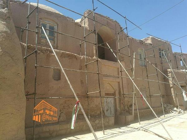 شروع مرمت بافت تاریخی عباس آباد میامی