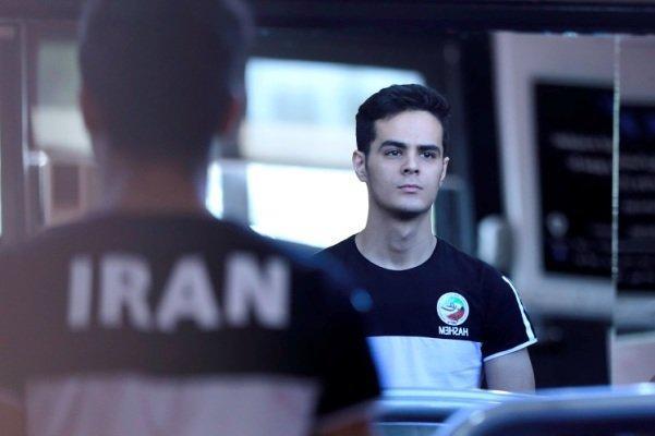 حسینی راهی مبارزه نهایی شد، دیدار با قهرمان المپیک برای کسب طلا