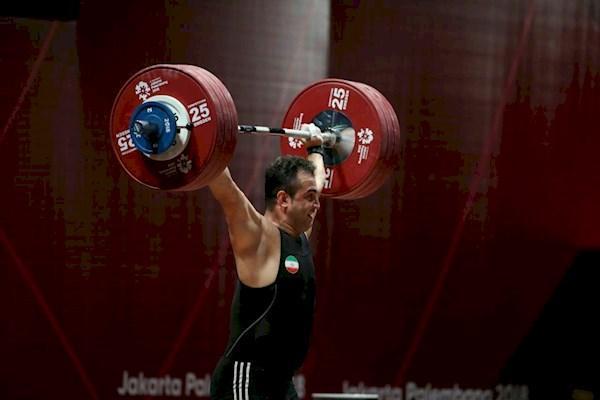 مرادی: المپیک حق وزنه برداری است که بهتر باشد