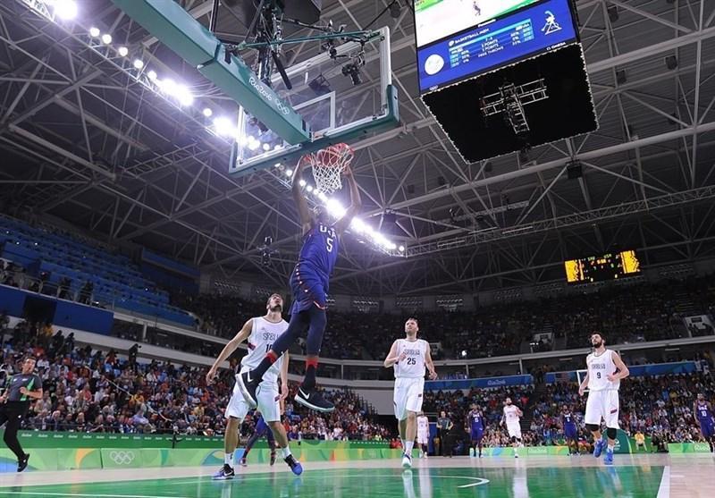 نحوه رقابت تیم ها در مسابقات بسکتبال المپیک مشخص شد