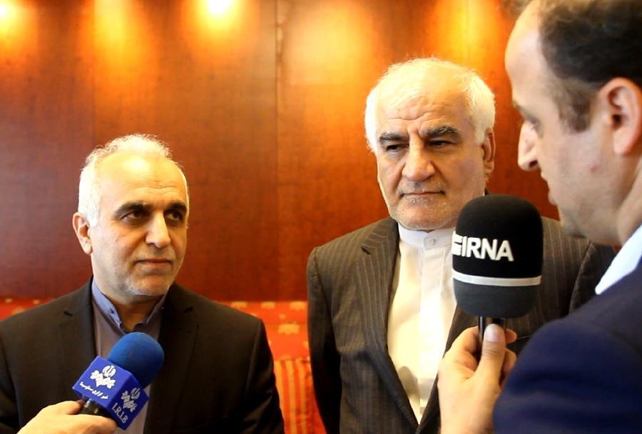 وزیر اقتصاد: سهم ایران از ابتکار کمربند - راه بایدافزایش یابد