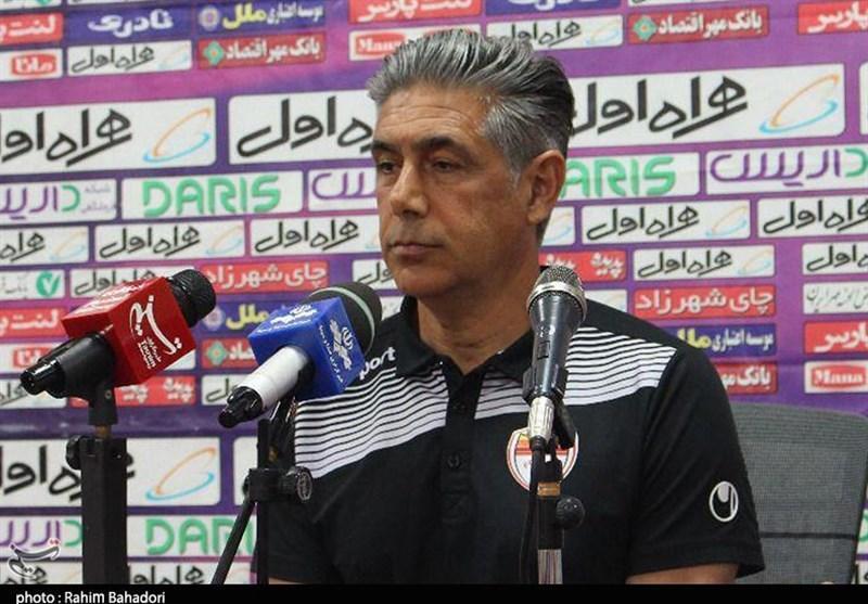 قطبی: منصوریان افتخار من و ایران است، خوزستانی های اصفهان از ما حمایت کنند