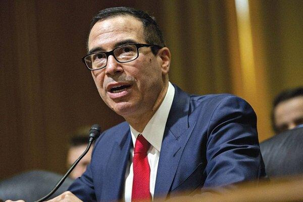 هشدار وزیر خزانه داری آمریکا نسبت به شروع بحران بدهی دولت