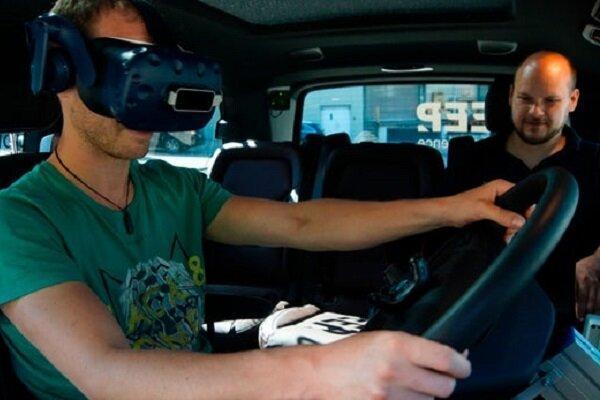 فناوری واقعیت مجازی رانندگی کامیون را متحول می نماید