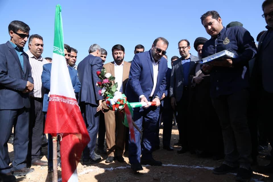 شروع عملیات اجرایی انتقال آب سد تنگاب به فیروزآباد
