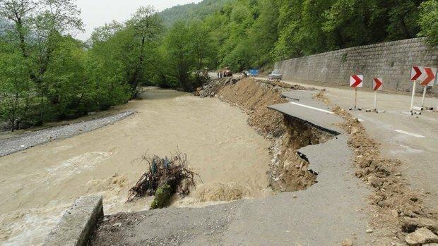 بازسازی دیواره ساحلی پلدختر تا قبل از فصل بارندگی