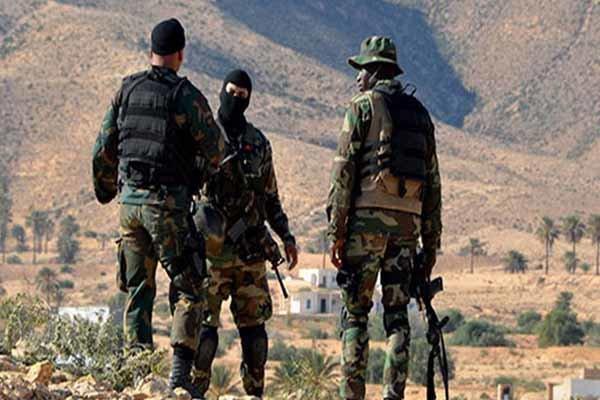 متلاشی شدن یک گروهک تروریستی در تونس