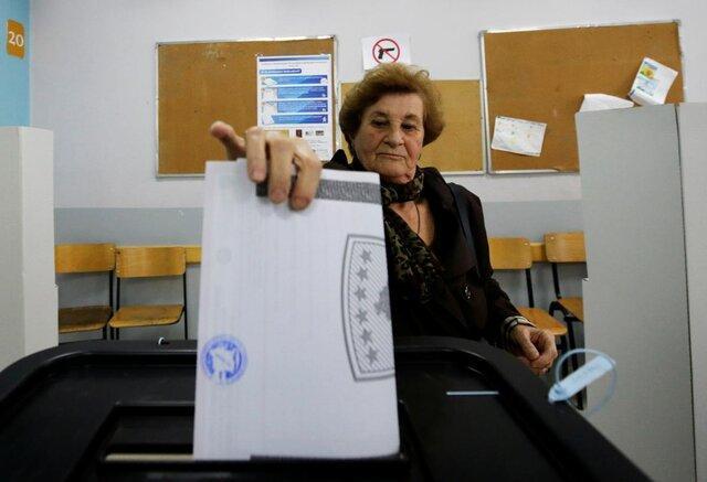 پیروزی احزاب اپوزیسیون در انتخابات پارلمانی کوزوو
