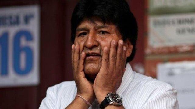انتخابات بولیوی به دور دوم کشیده شد