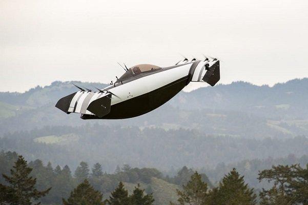 بدون گواهینامه با این تاکسی پرنده پرواز کنید