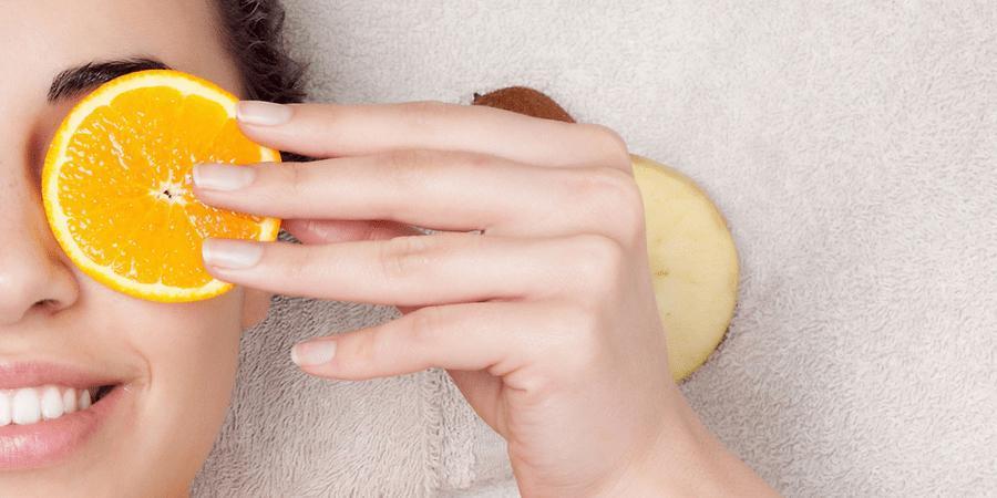طرز تهیه ماسک پرتقال برای انواع پوست