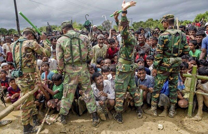 اولین اقدام کشورهای اسلامی علیه نسل کشی روهینگیا در میانمار
