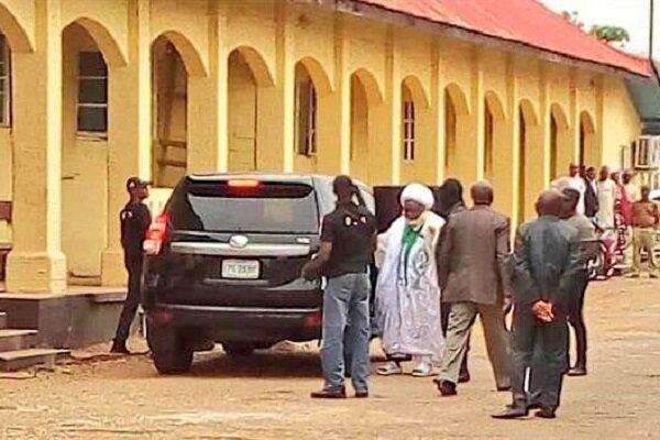رهبر شیعیان نیجریه به زندان مرکزی کادونا منتقل می گردد