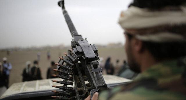 انصارالله پهپاد جاسوسی ائتلاف عربی را به کنترل خود درآورد