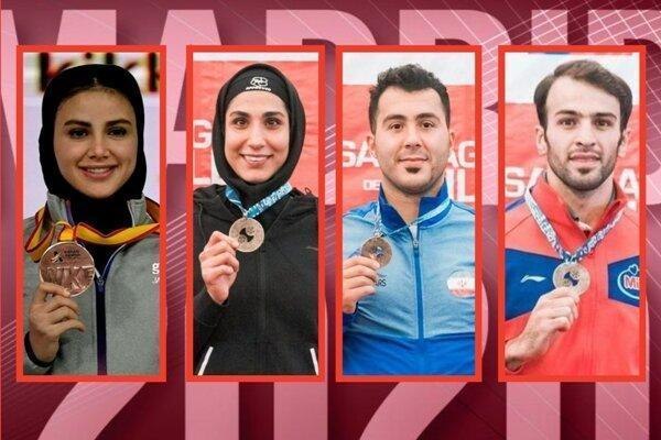 4 سهمیه المپیک برای کاراته ایران، تعویق رقابتهای انتخابی در فرانسه