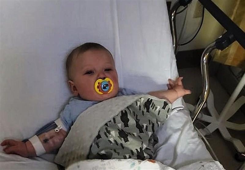 نوزاد هفت ماهه آمریکایی به کرونا مبتلا شد