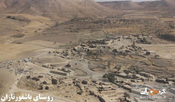 قلعه باشقورتاران در شهرستان کبودر آهنک، عکس