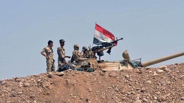 شروع عملیات ضد داعش به نام سیاه ترین صحرا