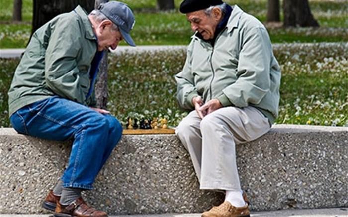 رشد جمعیت سالمند ایران 3 برابر رشد جمعیت است