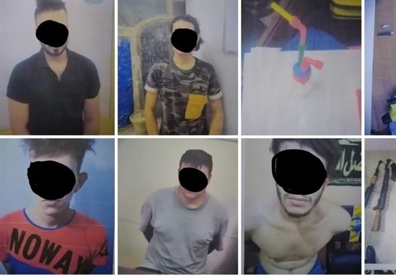 عراق، دستگیری 6 تروریست داعشی در عملیات امنیتی