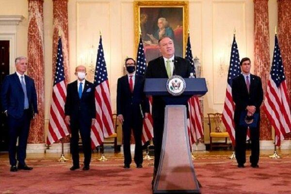 ادعای پمپئو درباره همکاری کویت با واشنگتن علیه ایران