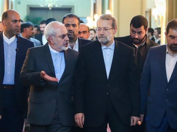 انتخابات ریاست جمهوری 1400؛ احتمال ترکیب لاریجانی- ظریف