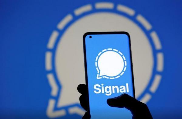 اختلال در دسترسی به پیامرسان سیگنال