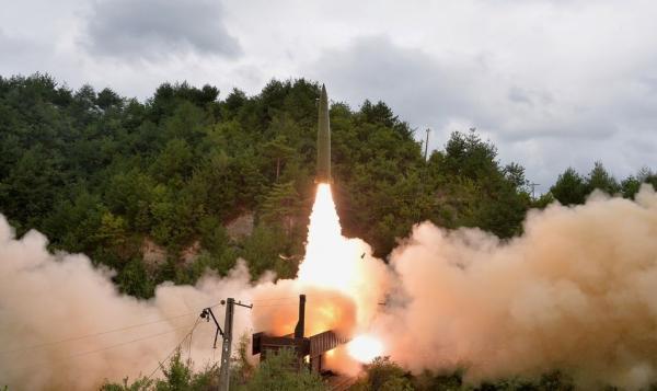 کره شمالی بار دیگر آزمایش موشکی انجام داد